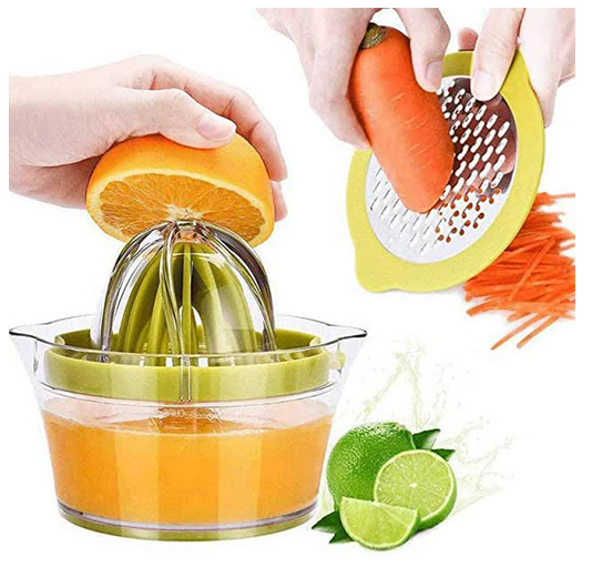 Orange juice med en twist